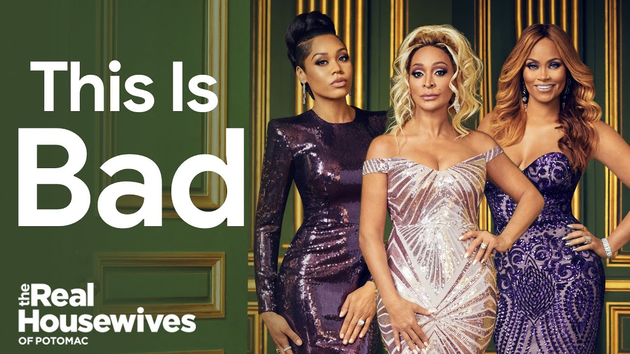 EXPLOSIVE Real Housewives of Potomac | RHOP Season 5