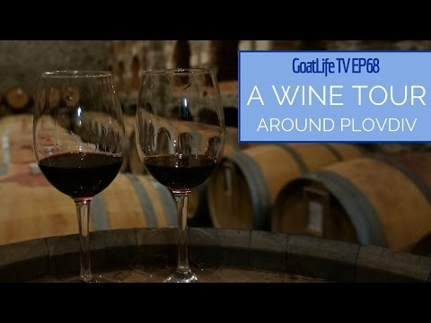 A Wine Tour Around Bulgaria