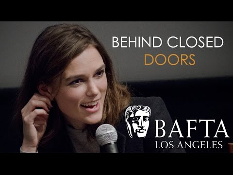 Behind Closed Doors with Keira Knightley