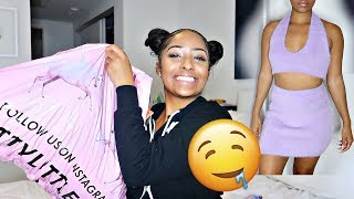 THE  REAL TRUTH ABOUT PRETTYLITTLETHING!!! (TRY ON HAUL)