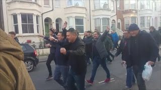 BLADES V CHARLTON.... AWAY DAY IN LONDON 2016