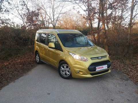 TEST | Ford Tourneo Connect
