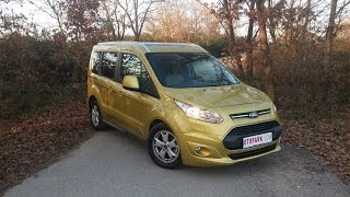 Ford Tourneo Connect 1.6 TDCi (2014) | TEST thumbnail