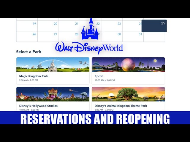 LIVE: Walt Disney World Park Reservations Feedback - Should Disney Continue With Reopening?