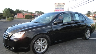 Скачать SOLD 2006 Toyota Avalon Limited 97K Miles Meticulous Motors Inc Florida For Sale