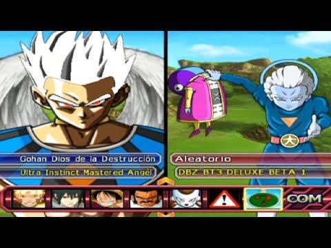 DRAGON BALL Z BUDOKAI TENKAICHI 3 VERSION LATINO FINAL GAMEPLAY LOTERIA 207