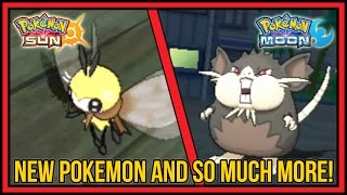 alolan raticate cutiefly evolution ultra beasts and pokemon snap in pokemon sun and moon