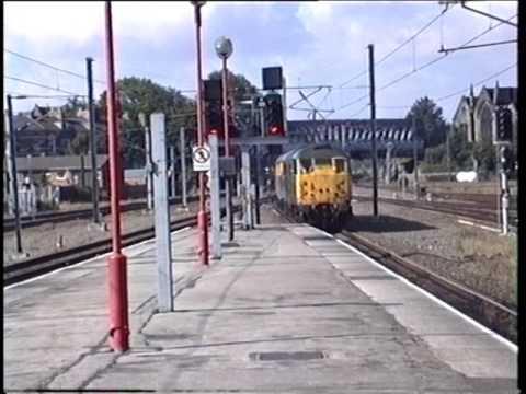 Classic British Rail   -  York  -  July 1991