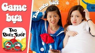 Thử Thách GAME TAO BIẾT TUỐT cùng Yến Nhi | NYN KID
