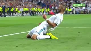 реал Мадрид 2 0 Барселона   Суперкубок Испании 2017   Ответный матч   Обзор матча