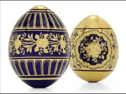 Picture Collection Of Rare & Beautiful Porcelain Eggs