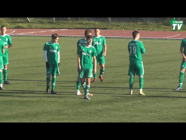 Juniorzy starsi: Stadion Śląski Chorzów - Górnik Zabrze