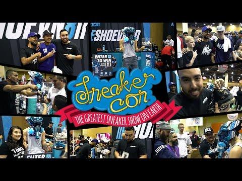 SneakerCon Phoenix Recap!