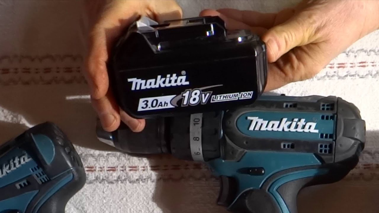 Charging Makita Batteries With Dc18ra Fast Charger Youtube