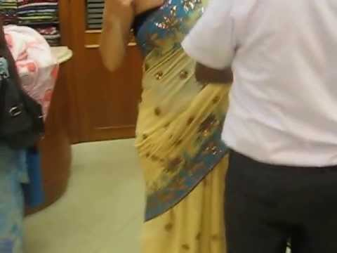 """How to wrap your Sri Lanka Costume"""