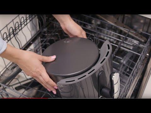 Cleaning the Ninja® Air Fryer (AF100 Series)