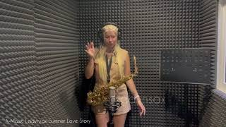 A-Mase , Ladynsax - Summer Love Story