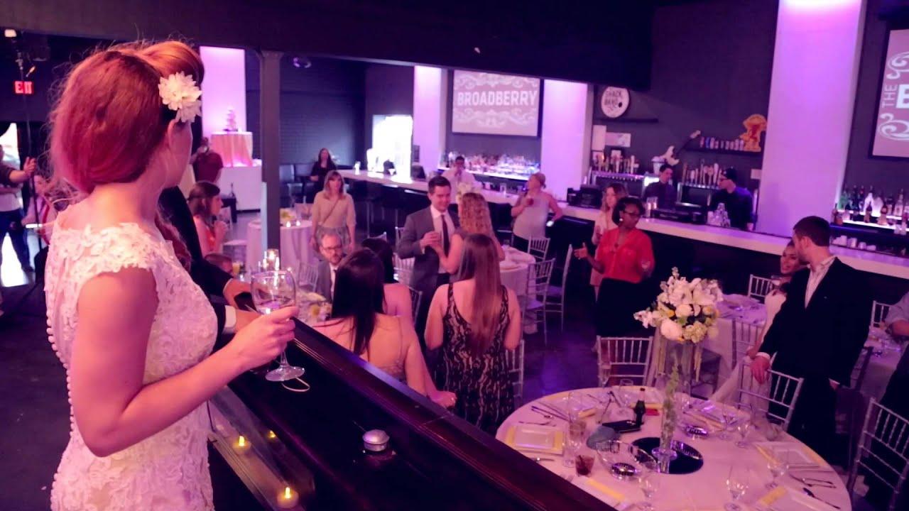 Broadberry Reception Richmond Va Weddings Youtube