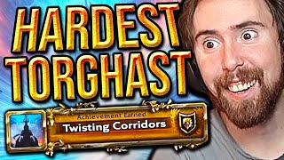 Asmongold Beats Shadowlands Hardest Torghast: Twisting Corridors (Layer 8)