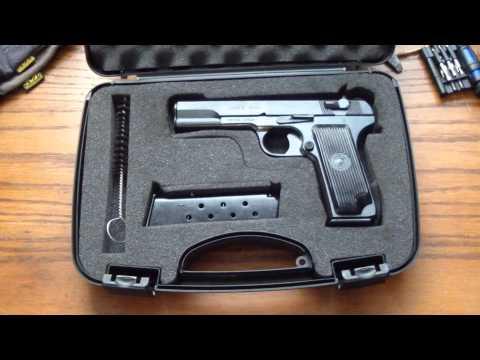 Zastava m70A 9mm from J&G sales