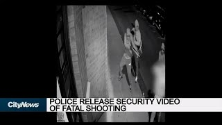 Police release security video of fatal shooting of dispensary security guard