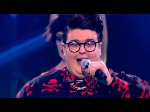 Sam Buttery: 'A Little Respect' - The Voice UK - Live Shows 1 - BBC One
