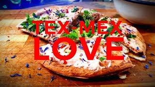 Quesadilla mit Hähnchen und Frühlingszwiebeln | Grill & Chill / BBQ & Lifestyle