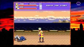 R18+ Rating for Games? - Retro Gaming: Streets of Rage 3