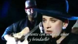Boy George ''The Deal''  (Traduccion Al Español)