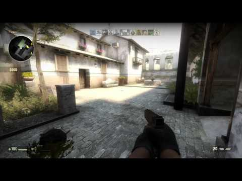 COUNTER STRIKE GLOBAL OFFENSIVE INFERNO GAMEPLAY DAWG