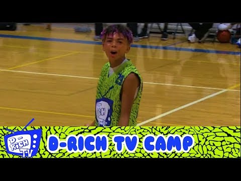 Elijah Redfern PUTS ON in Akron At The D-Rich TV Camp! - C ...