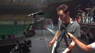 We caught up with Paul Gilbert at the legendary Budokan in Tokyo, t...