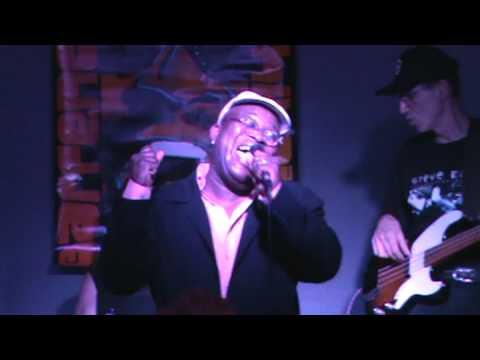 Barrence Whitfield singing Otis Redding