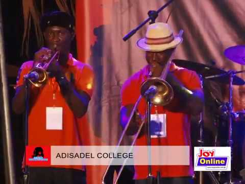 Adisadel College Performs @ Pop Chain Musical Concert #6 (12-2-18)