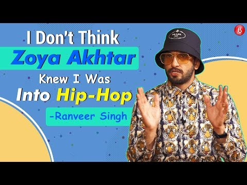 Ranveer Singh Answers Crazy Questions On Deepika Padukone, Zoya Akhtar & 'Gully Boy' Mp3