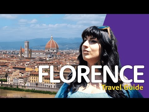 🇮🇹 Florence Travel Guide 🇮🇹  | Travel better in ... ITALY! 🌎