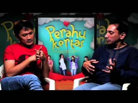 Behind The Scene - Perahu Kertas