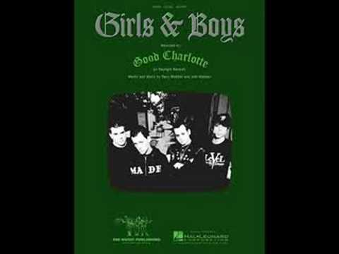 Good Charlotte_Girls & Boys...karaoke