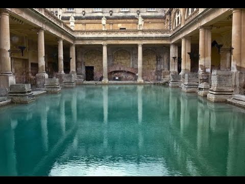 SECRETS OF THE LOST EMPIRES: Roman Bath (documentary)