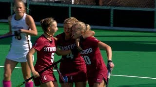 Recap: No. 20 Stanford field hockey takes home second victory over Cal in nine days