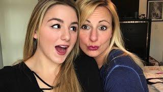 Ask Chloe to Ask Christi - My Mom Visits Again! / Chloe Lukasiak