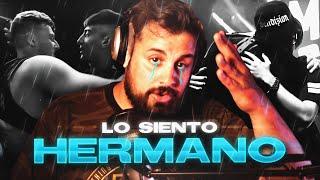 LO SIENTO HERMANO :