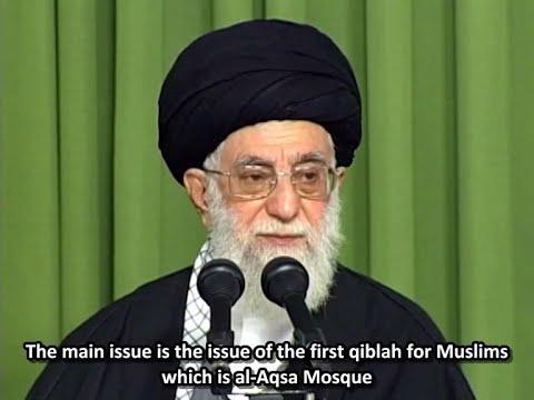 Ayatullah Khamenei's Full speech at International Congress on Takfirism ( English Subtiltes)