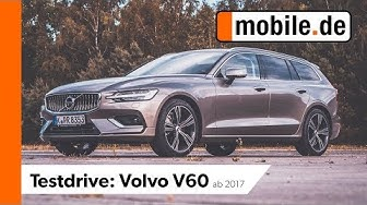Volvo V60 D4   mobile.de Testdrive