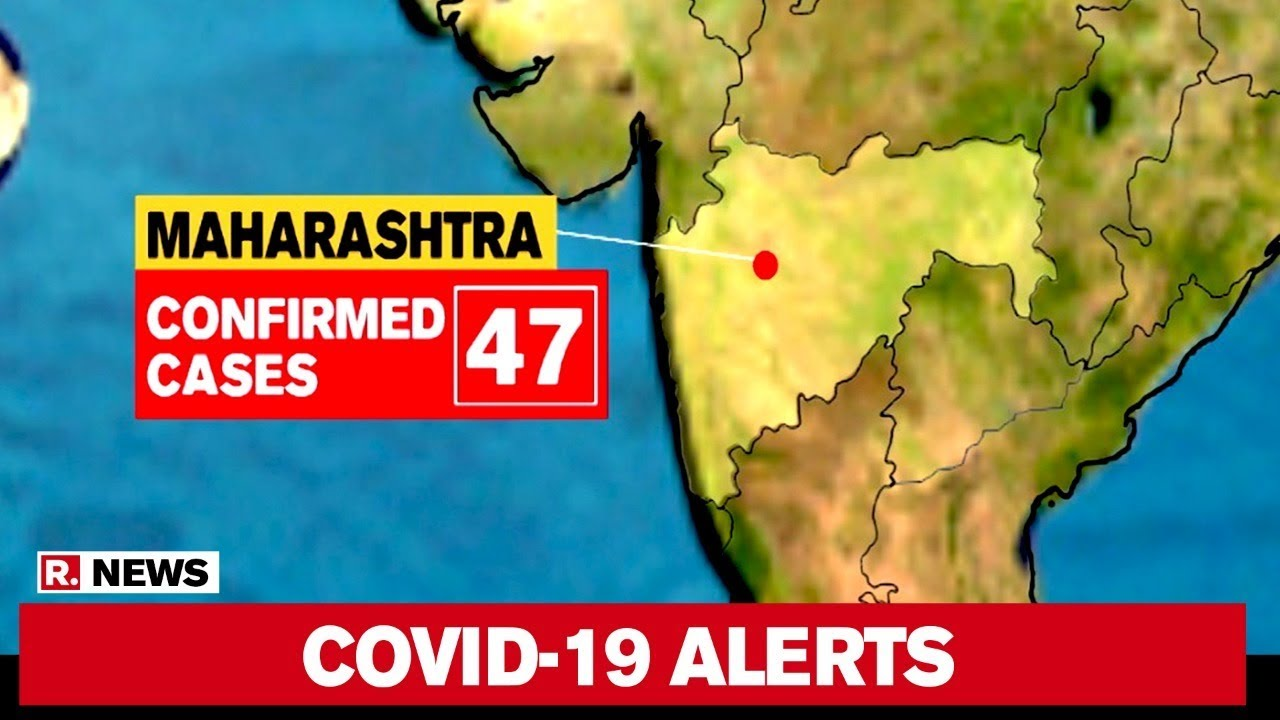 Coronavirus Tracker State Wise Confirmed Cases In India Youtube