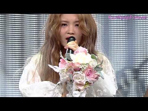 130414 LEE HI - Rose (feat. CL of 2NE1) [1080p]