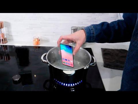 Samsung Galaxy S10+ Plus лучшая 100% копия сборка Корея РЕАЛЬНАЯ Full Screen 8 ядер Snapdragon 835