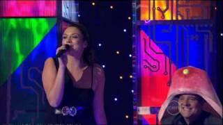 Ricki-Lee on Good News Week sings Call Me