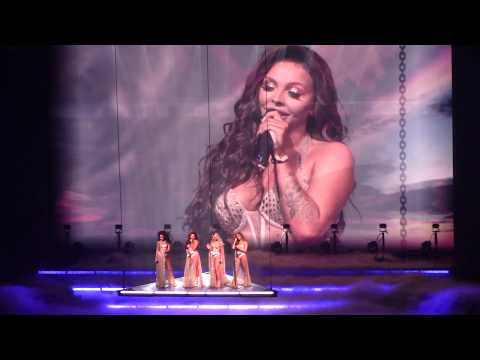 LITTLE MIX - Told You So/Secret Love Song/The Cure - LM5 / O2, LONDON - 31/10/2019