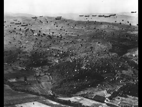 Вторая мировая война. Воздушный десант